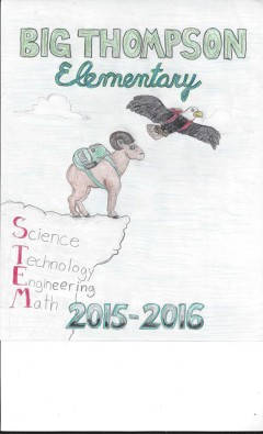 Big T Yearbook Cover Contest 2