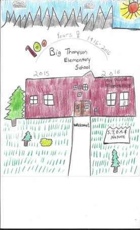 Big T Yearbook Cover Contest 3