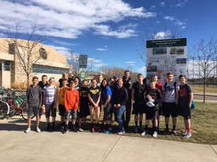 Walt Clark Sport Science Field Trip 2