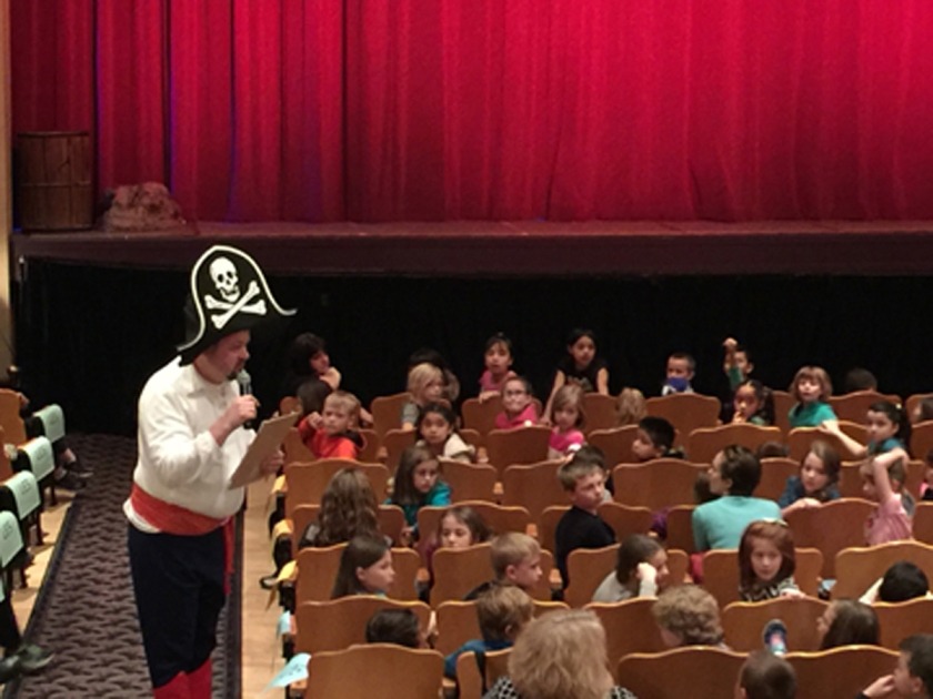 3.14.16 TEF Pirate Tim Kennedy with audience