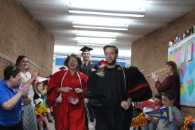 5.19.16 VB GraduationWalk6