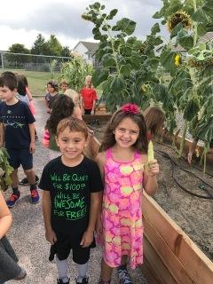 Coyote Ridge Learning Garden 5