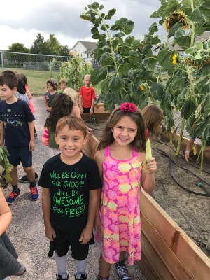 Coyote Ridge Learning Garden 5